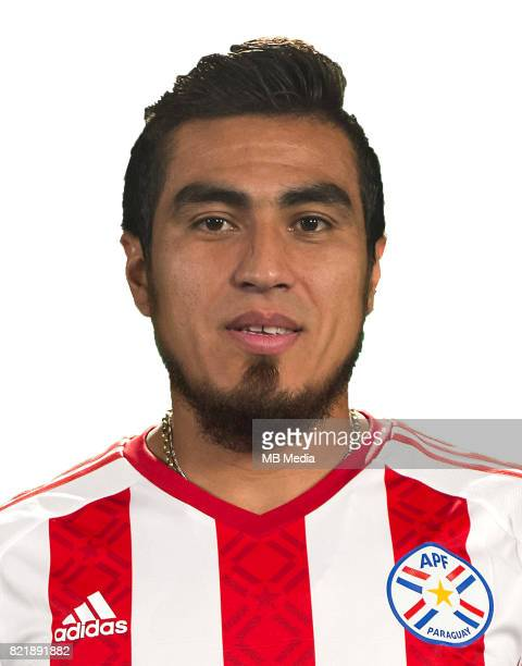 Conmebol World Cup Fifa Russia 2018 Qualifier / 'nParaguay National Team Preview Set 'nDario Lezcano