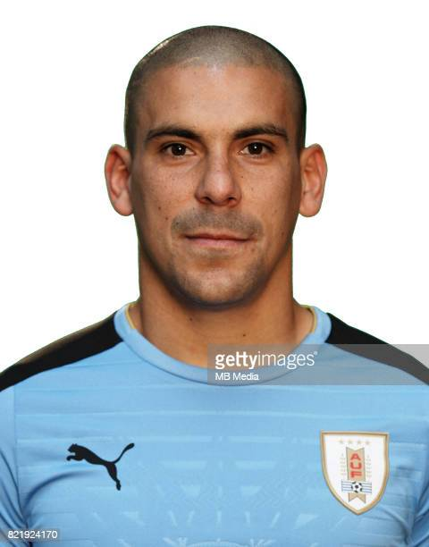 Conmebol World Cup Fifa Russia 2018 Qualifier / 'nUruguay National Team Preview Set 'nVictorio Maximiliano Pereira