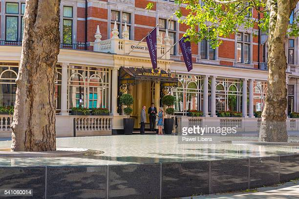 Connaught Hotel in Mayfair