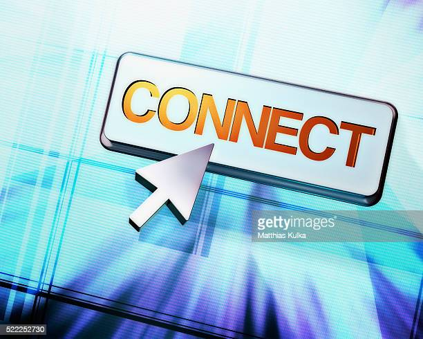 'Connect' icon and arrow