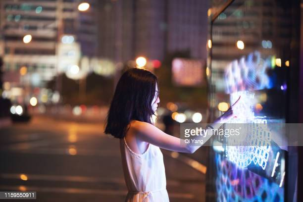 connect the future, shanghai, china - smart stock pictures, royalty-free photos & images
