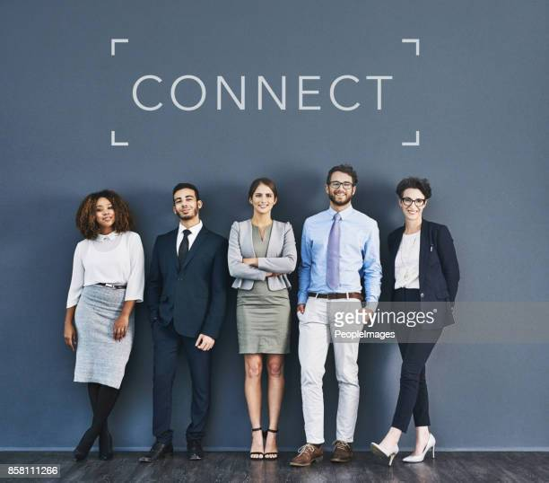 connect with corporate individuals - interview event stock photos and pictures