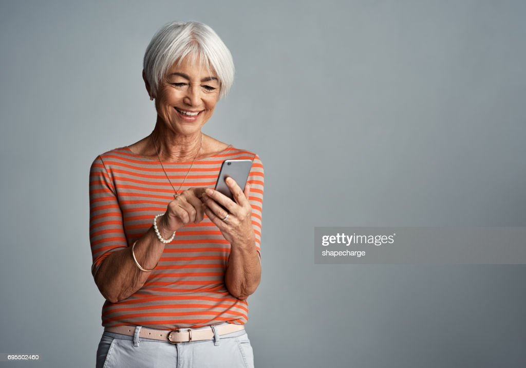 Connected to everyone and everything : Stock Photo