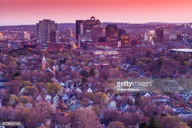 usa, connecticut, exterior - connecticut stock pictures, royalty-free photos & images