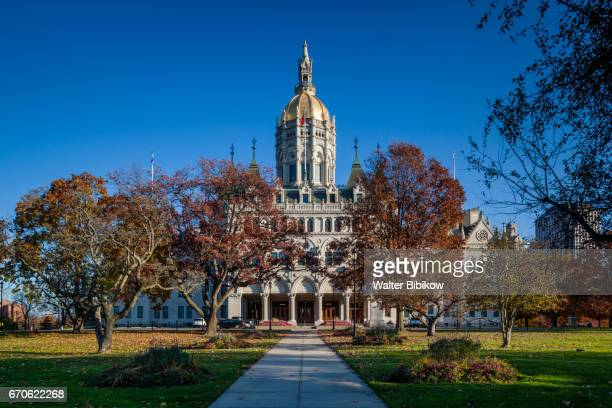 usa, connecticut, exterior - hartford connecticut stock pictures, royalty-free photos & images