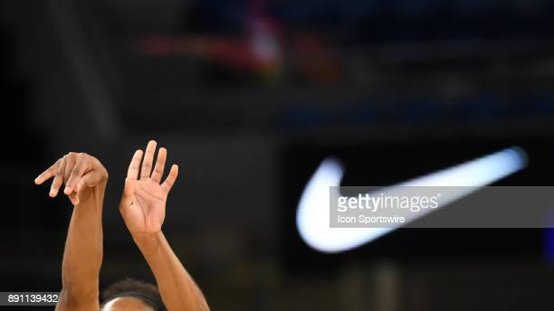 Connecticut Huskies guard Crystal Dangerfield goes up for a shot during a game between the Connecticut Huskies and the DePaul Blue Demons on December...