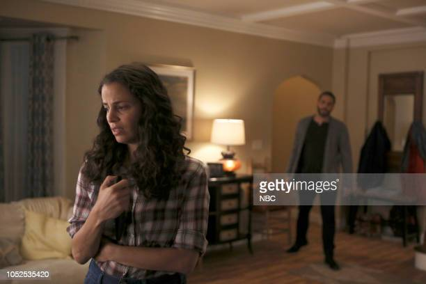 MANIFEST Connecting Flights Episode 105 Pictured Athena Karkanis as Grace Stone