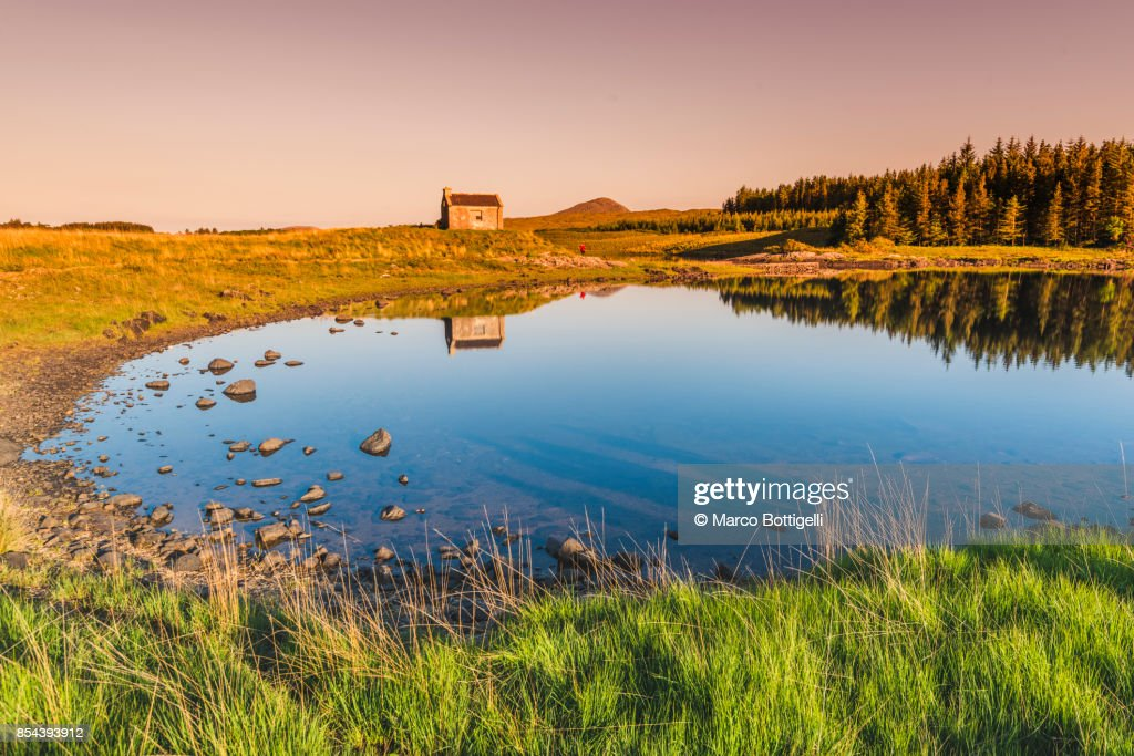 Connemara, County Galway, Ireland. : Stock Photo