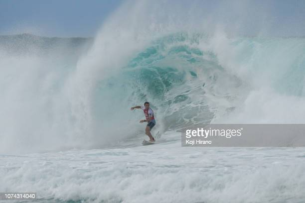 157424bed9 Conner Coffin competes during Billabong Pipe Masters on December 16 2018 in  Pupukea Hawaii
