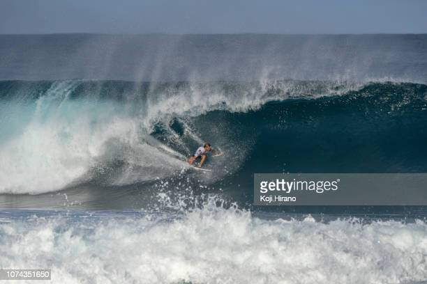 04c79c47ce Conner Coffin of the United States competes round 4 during Billabong Pipe  Masters on December 17