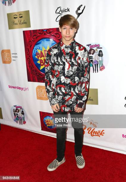 Conner Shane attends Spreading the Love event at Starwest Studios on April 7 2018 in Burbank California