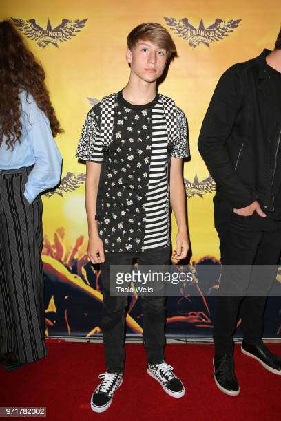 Conner Shane attends the Spreading the Love into summer event sponsored by The Rage at The Canyon Club on June 11 2018 in Agoura Hills California