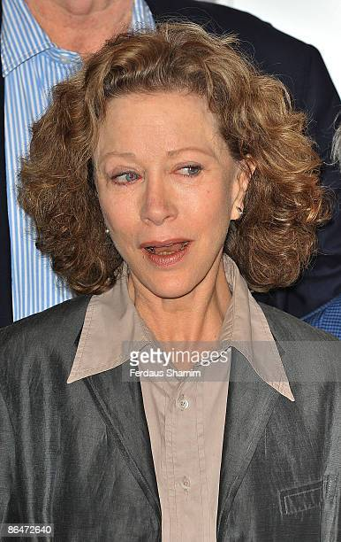 Connie Booth attends GOLD's Fawlty Towers relaunch on May 6 2009 in London England