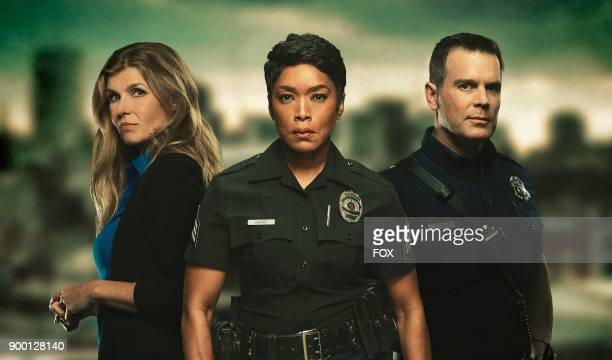 Connie Britton Angela Bassett and Peter Krause 911 premieres Wednesday Jan 3 on FOX