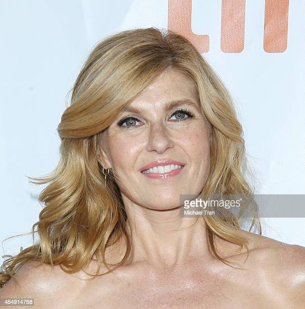 Connie Britton arrives at the premiere of This Is Where I Leave You during the 2014 Toronto International Film Festival Day 4 on September 7 2014 in...
