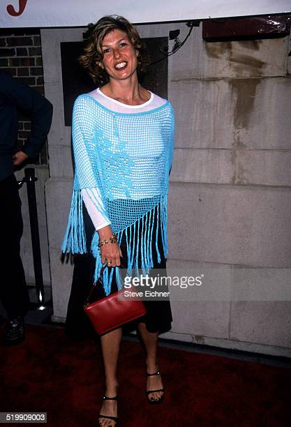 Connie Britton at premiere of 'Being John Malkovitch' at Havard Club, New York, New York, October 1, 1999.