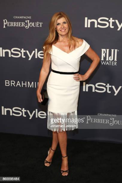 Connie Britton at the 2017 InStyle Awards presented in partnership with FIJI WaterAssignment at The Getty Center on October 23 2017 in Los Angeles...