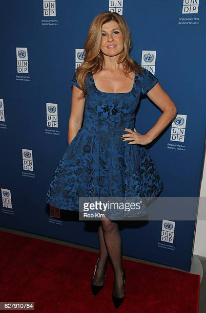 Connie Britton attends 2016 United Nations Development Programme Global Goals Gala at Phillips on December 5 2016 in New York City