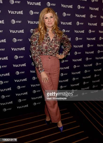 Connie Britton attends 'SYFY Presents Deadly Class' during Vulture Festival presented by ATT at Hollywood Roosevelt Hotel on November 17 2018 in...