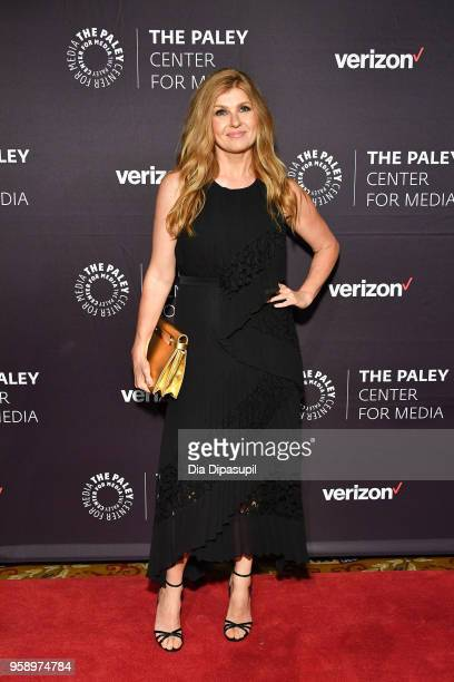Connie Britton attends the 2018 Paley Honors at Cipriani Wall Street on May 15 2018 in New York City