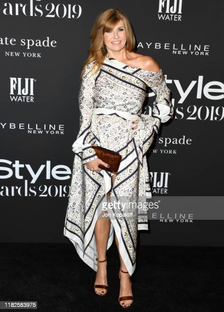 Connie Britton attends the 2019 InStyle Awards at The Getty Center on October 21, 2019 in Los Angeles, California.