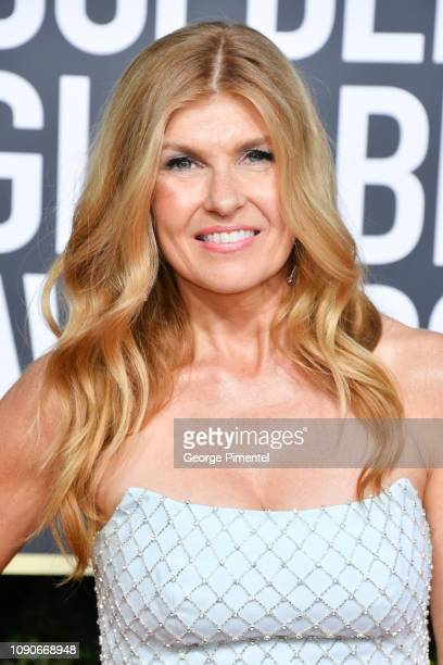 Connie Britton attends the 76th Annual Golden Globe Awards held at The Beverly Hilton Hotel on January 06, 2019 in Beverly Hills, California.