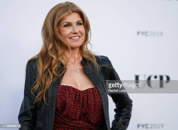 Connie Britton attends the FYC red carpet of Bravo's Dirty John at Saban Media Center on May 02 2019 in North Hollywood California