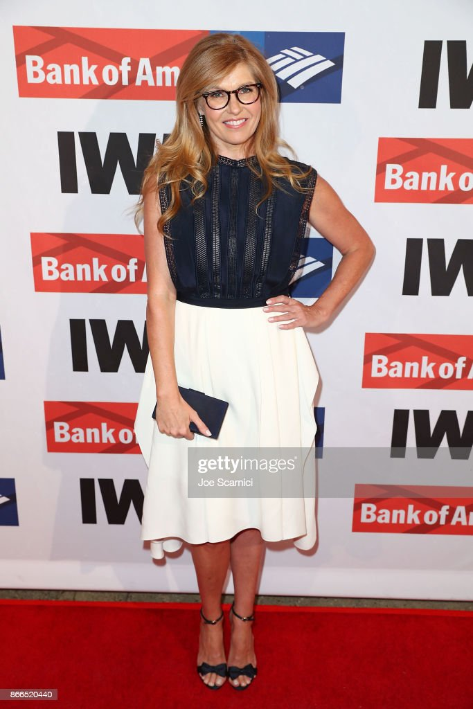 Connie Britton attends the International Women's Media Foundation 2017 Courage In Journalism Awards at NeueHouse Hollywood on October 25, 2017 in Los Angeles, California.