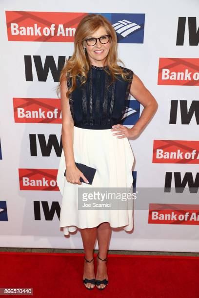 Connie Britton attends the International Women's Media Foundation 2017 Courage In Journalism Awards at NeueHouse Hollywood on October 25 2017 in Los...