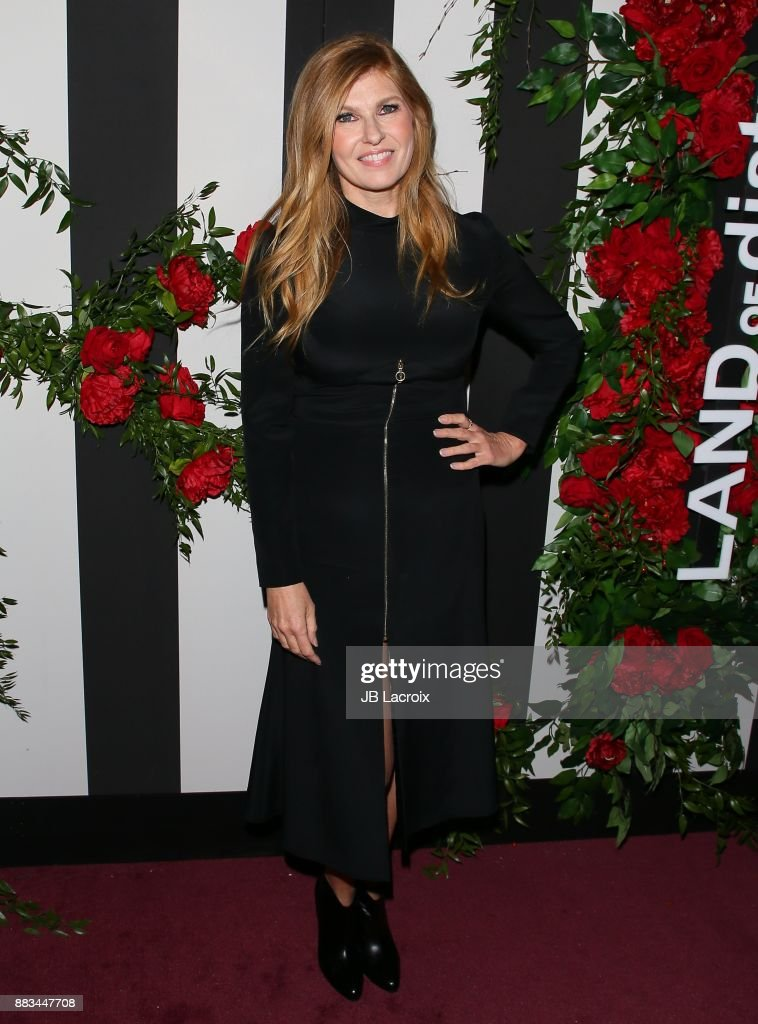 Connie Britton attends the LAND of distraction Launch Event at Chateau Marmont on November 30, 2017 in Los Angeles, California.