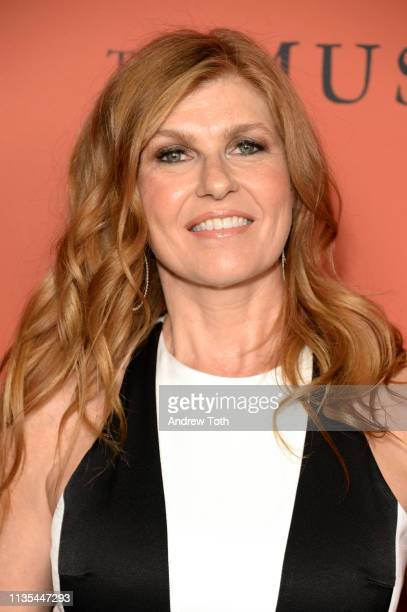 """Connie Britton attends the premiere of Focus Features' """"The Mustang"""" at ArcLight Hollywood on March 12, 2019 in Hollywood, California."""