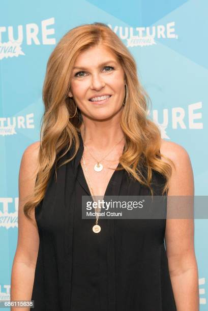 Connie Britton attends The Vulture Festival at Milk Studios on May 20 2017 in New York City