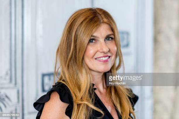 Connie Britton discusses 'Beatriz At Dinner' with the Build Series at Build Studio on June 7 2017 in New York City