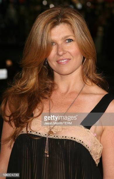 Connie Britton during 'The Lookout' Los Angeles Premiere Arrivals at Egyptian Theater in Hollywood California United States