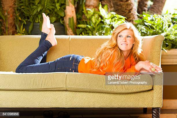 Connie Britton for USA Weekend Magazine