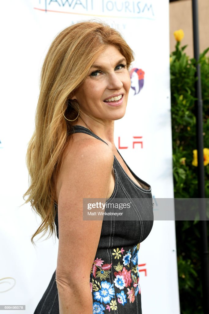 Connie Britton, recipient of the Navigator Award, attends the Taste of Summer during day one of the 2017 Maui Film Festival at Wailea on June 21, 2017 in Wailea, Hawaii.
