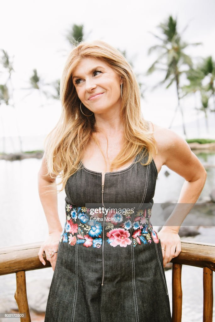 Connie Britton, recipient of the Navigator Award, poses for a portrait during day one of the 2017 Maui Film Festival at Wailea on June 21, 2017 in Wailea, Hawaii.