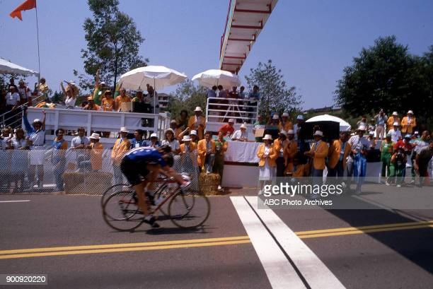 Connie Carpenter Rebecca Twigg Women's road cycling competition at the 1984 Summer Olympics July 29 1984