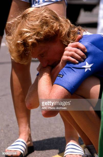 Connie Carpenter Women's road cycling competition at the 1984 Summer Olympics July 29 1984