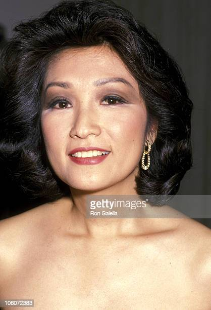 Connie Chung during 16th Annual International Emmy Awards at Sheraton Center in New York City New York United States