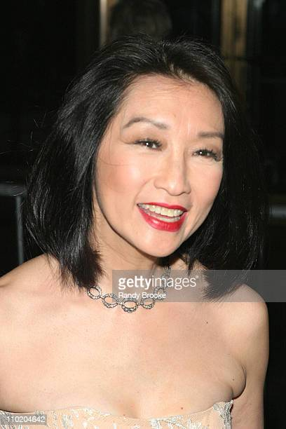Connie Chung during 31st Annual Daytime Emmy Awards Arrivals at Radio City Music Hall in New York City New York United States