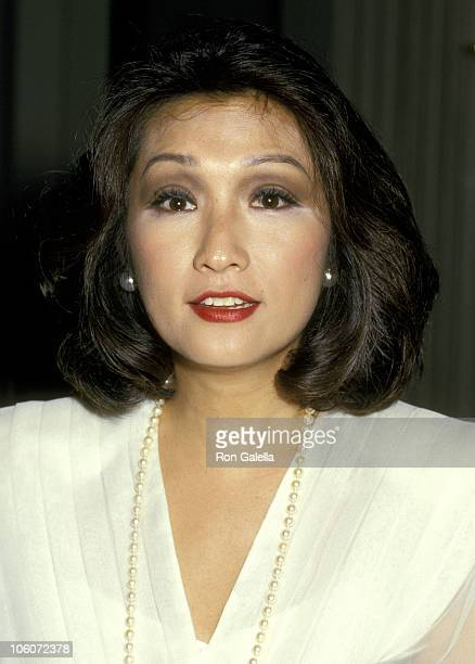 Connie Chung during News Documentary Emmy Awards at WaldorfAstoria Hotel in New York City New York United States