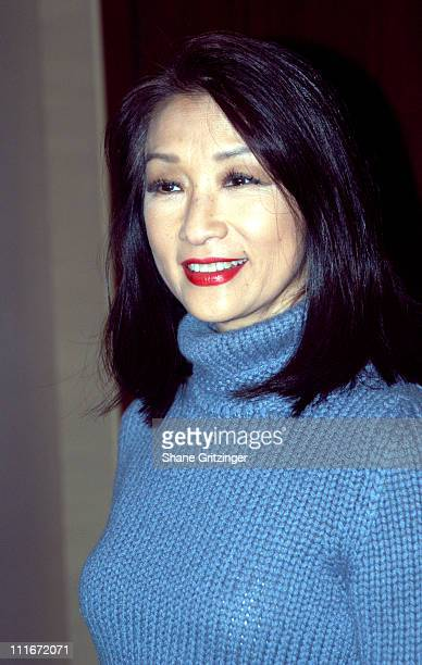 Connie Chung during The Fog of War New York Private Screening at MGM Screening Room in New York City New York United States