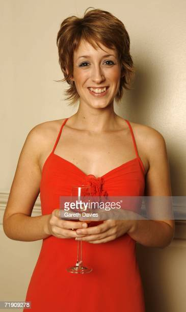 Connie Fisher winner of How Do you solve a problem like Maria poses on September 13 2006 in London England The BBC's prime time Search for a new...