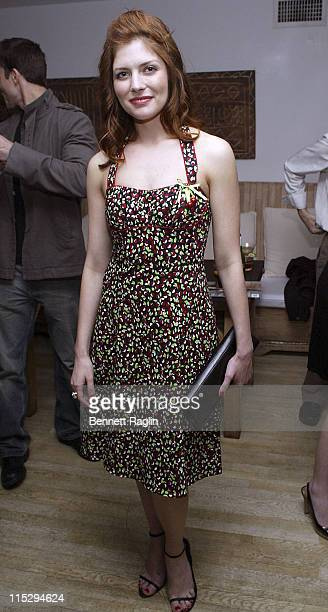Connie Fletcher during Macia Tovsky's 17th Annual Day Time Soaps Pre-Emmy Party - April 19, 2006 at Nikki Beach Manhattan in New York, New York,...