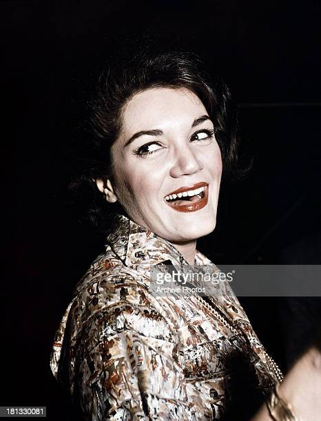 Connie Francis in a scene from the film 'Follow The Boys' 1963