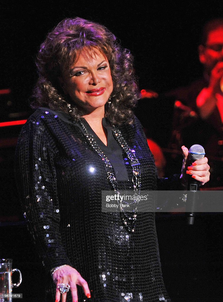 Connie Francis In Concert - May 1, 2010