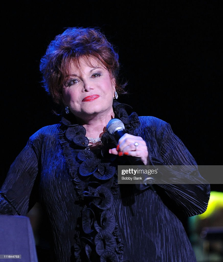 Connie Francis Performs At The Trump Taj Mahal
