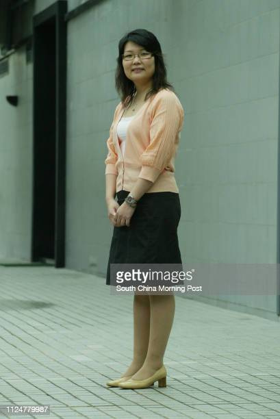 Connie Kwok customer services manager for Ocean Export of Panalpina China Ltd talks about her career development at Panalpina China Ltd 13/F ATL...