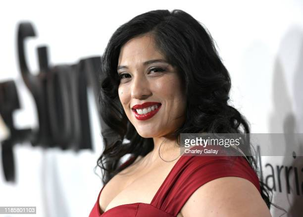 Connie Marie Flores attends the 'Marriage Story' Los Angeles Premiere at the Directors Guild on November 05 2019 in Los Angeles California